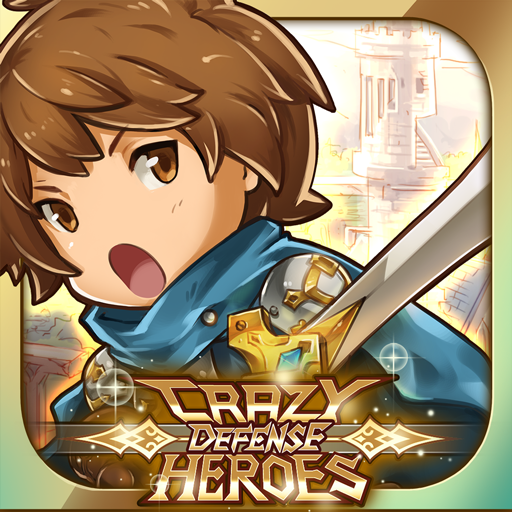 """Crazy Defense Heroes"""" for Android launches on Google Play"""