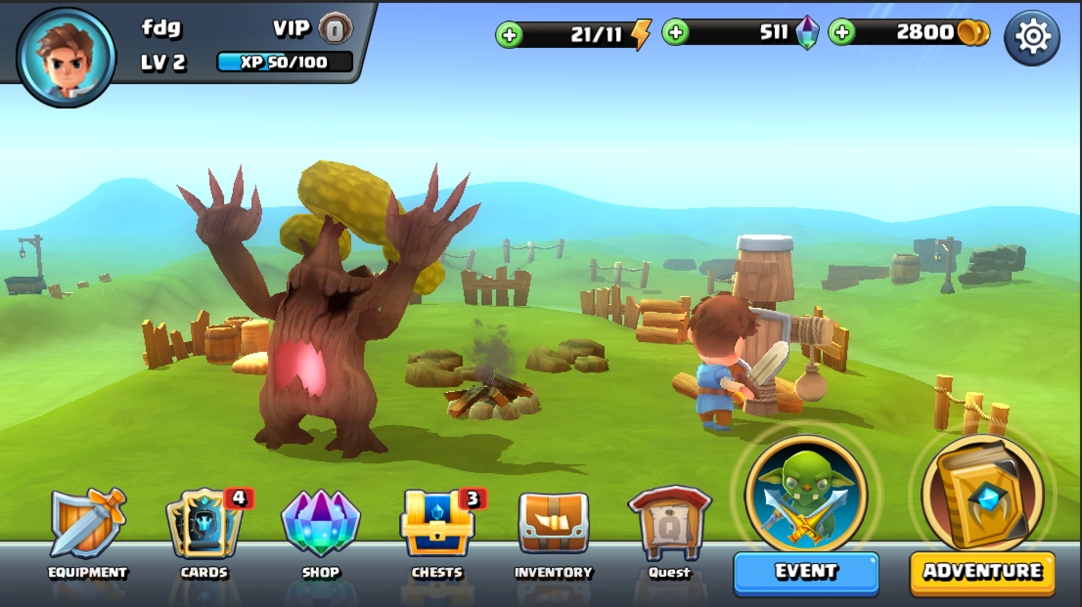 beast quest ultimate heroes launches on the app store and